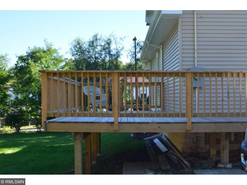 Brand new deck