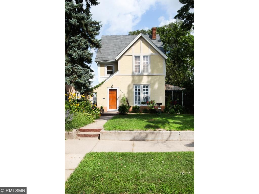 Wonderful updated South St. Paul home.  Lots of Character!