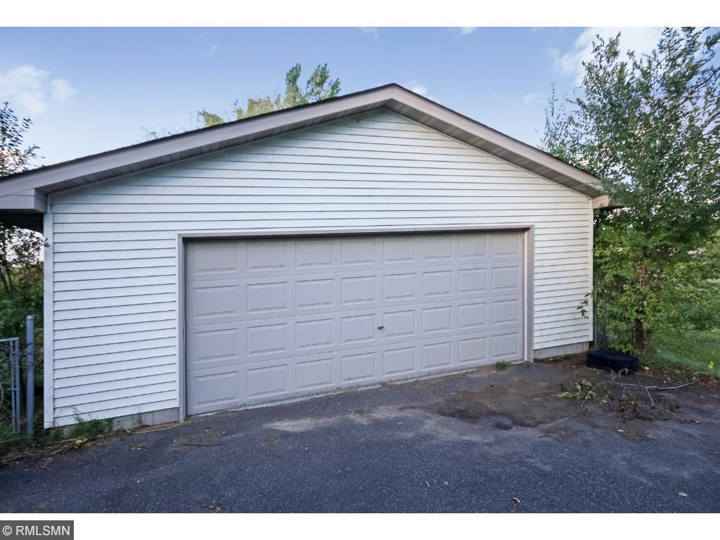 Need Extra Garage room for things? 2 plus garage that can be heated if needed.