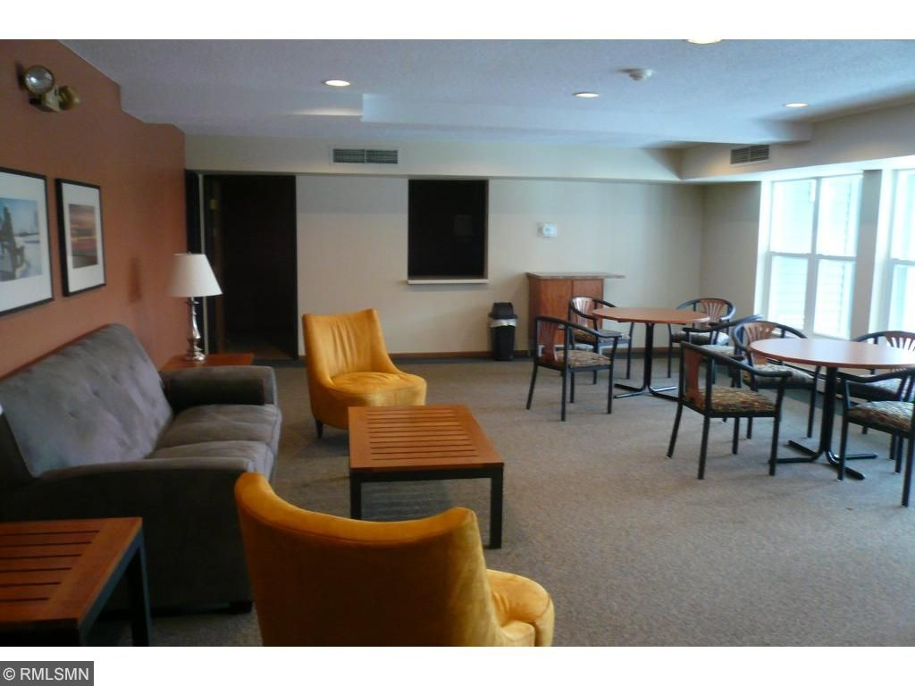 The Community room is used for monthly board meetings, association business and get togethers.Members can also reserve the room and fully equipped kitchen for parties, meetings or family events.