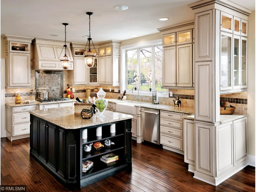 Stansbury kitchen, design selections available