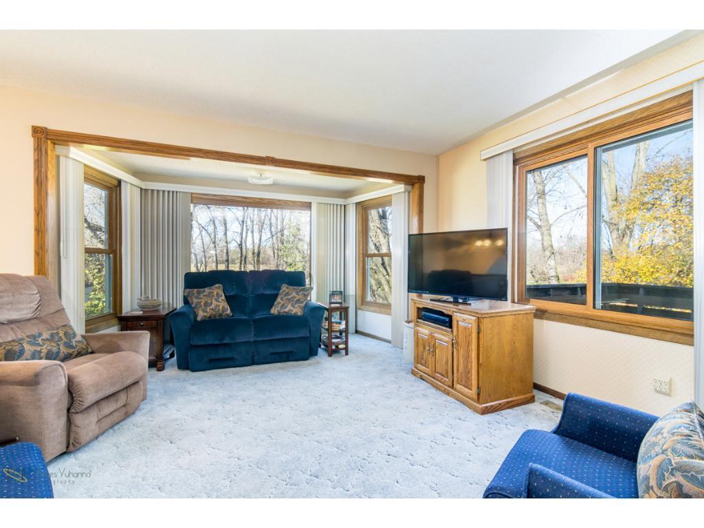 7357 - Living Room overlooks back yard.