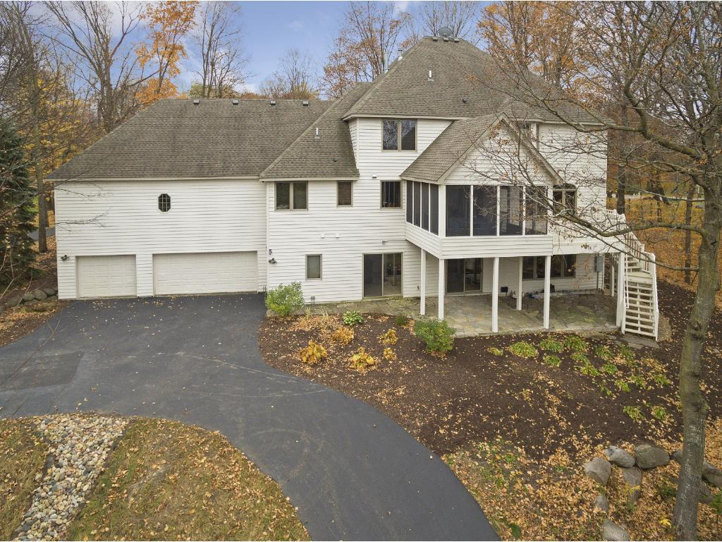 Acreage features an observatory with heat, electric and sliding roof!