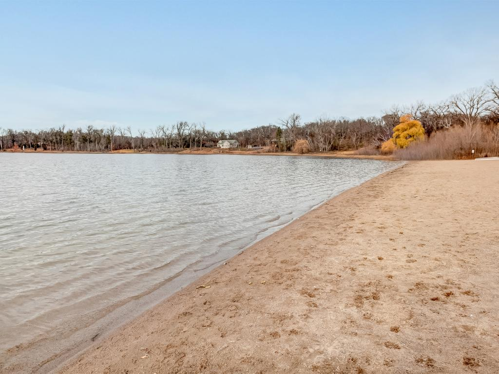 Bush Lake is another fine attraction nearby! Less than a mile north of the Countryside West Complex you will find a swimming beach and 'off road' trails for walks in the woods! Plenty of picnic areas as well!