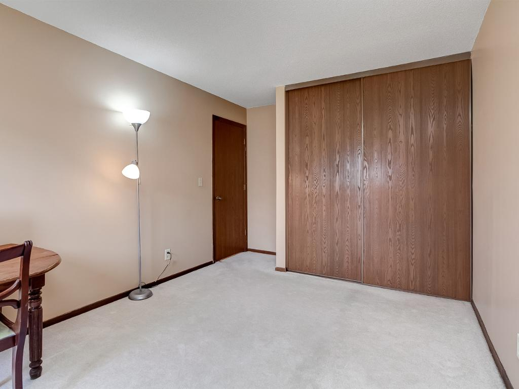 Bedroom 1 with large closet!