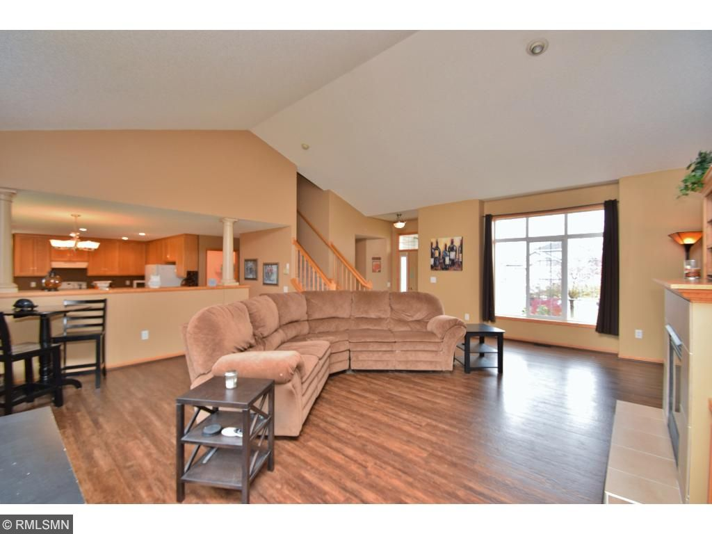 Great space for entertaining, plenty of room for the kids!