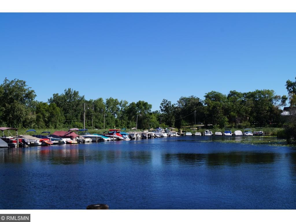 Boat slips available through City of Tonka Bay call city for details.