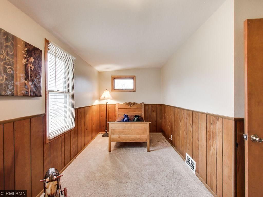 Another upper bedroom.