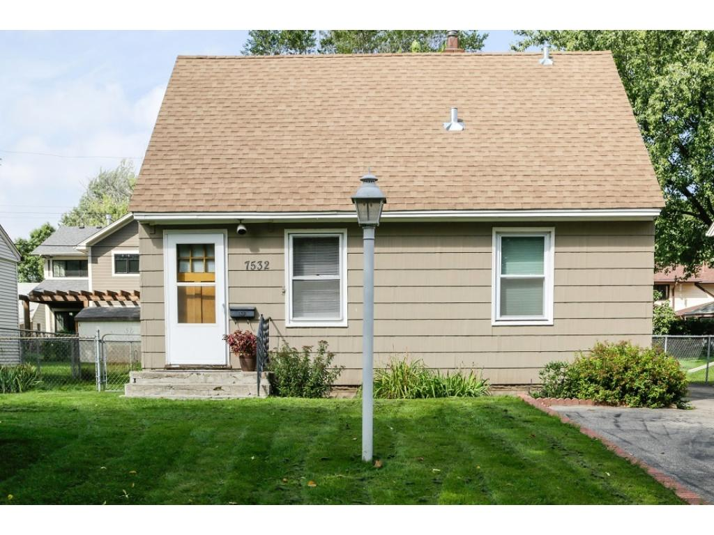 Welcome to 7532 Colfax Ave S in wonderful Richfield!