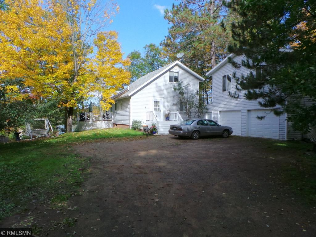 Privacy with 2.21 wooded acres.  You don't find many lake lots with this much land and a large home.