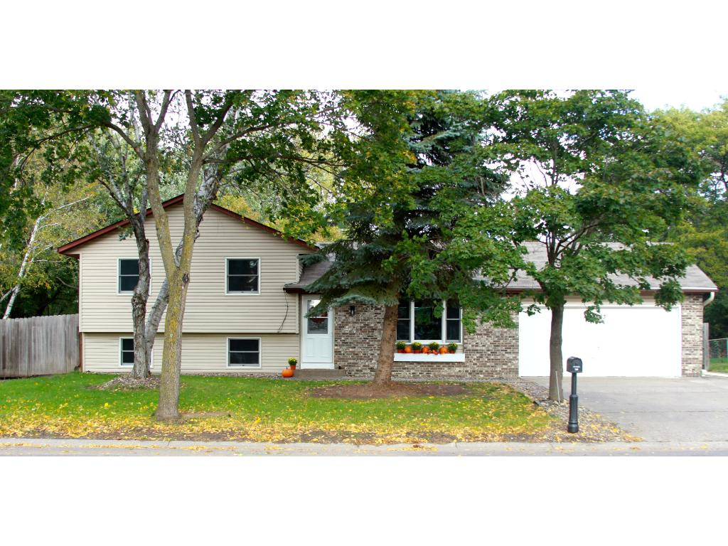 Completely renovated three level split in a great neighborhood