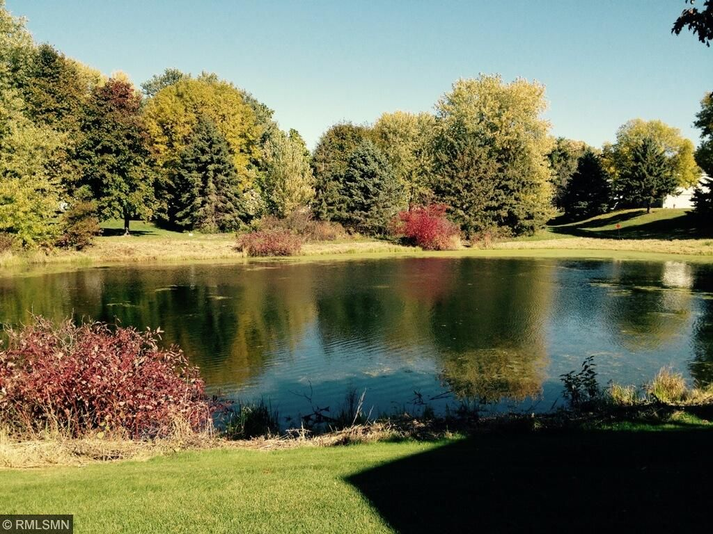 Pond & nature right out your back door to enjoy ALL year round!