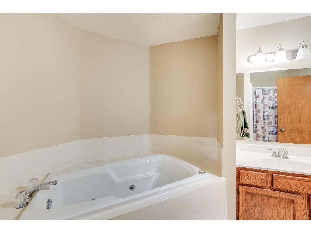 Enjoy some peace and quiet in your new jacuzzi tub!