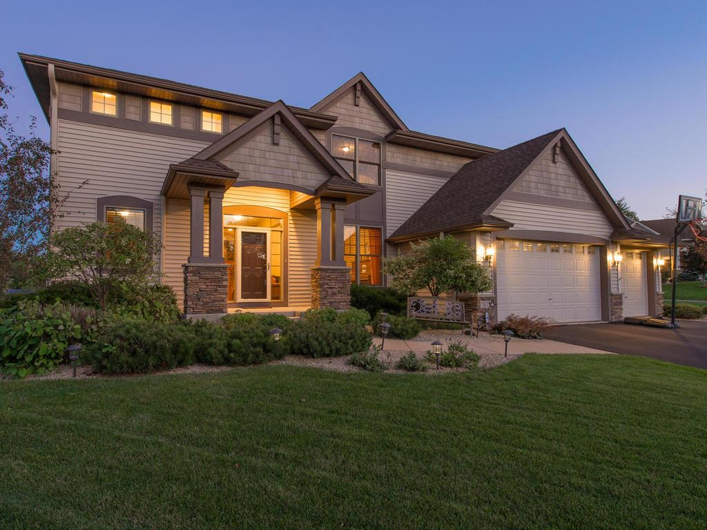 ridgeview way chanhassen mn mls edina realty executive home in highly desired wassermann ridge extensive professional landscaping including irrigation system