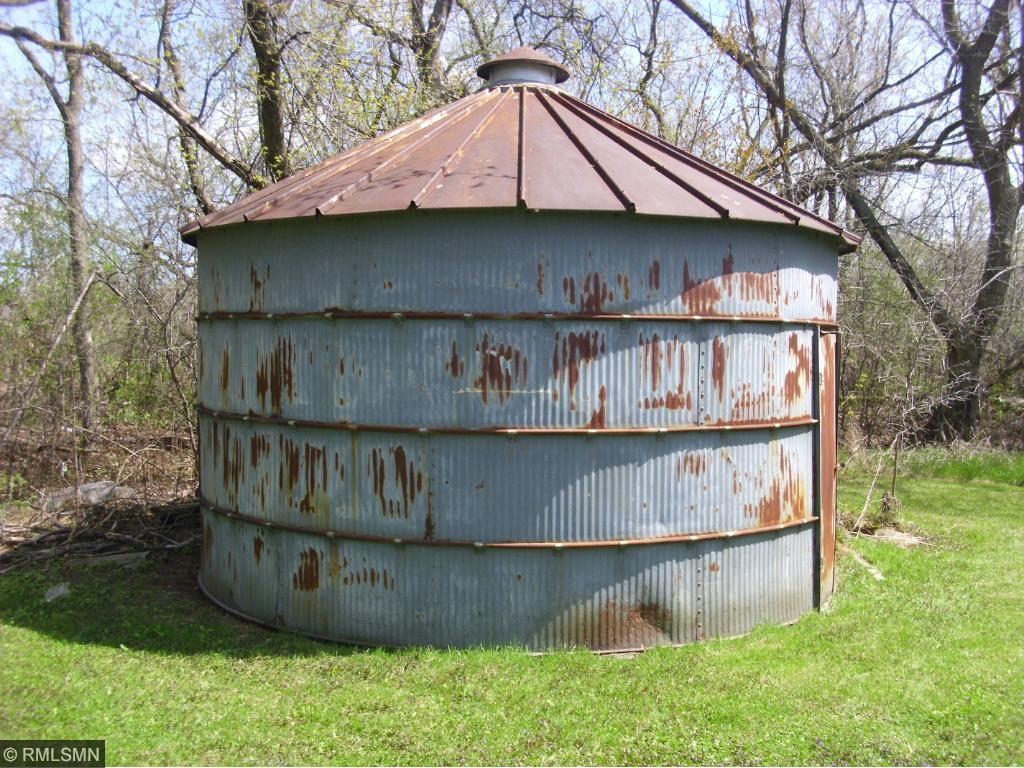 Reminder of the original farmstead.