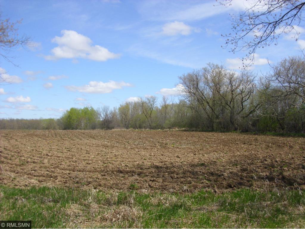 More tillable acreage.