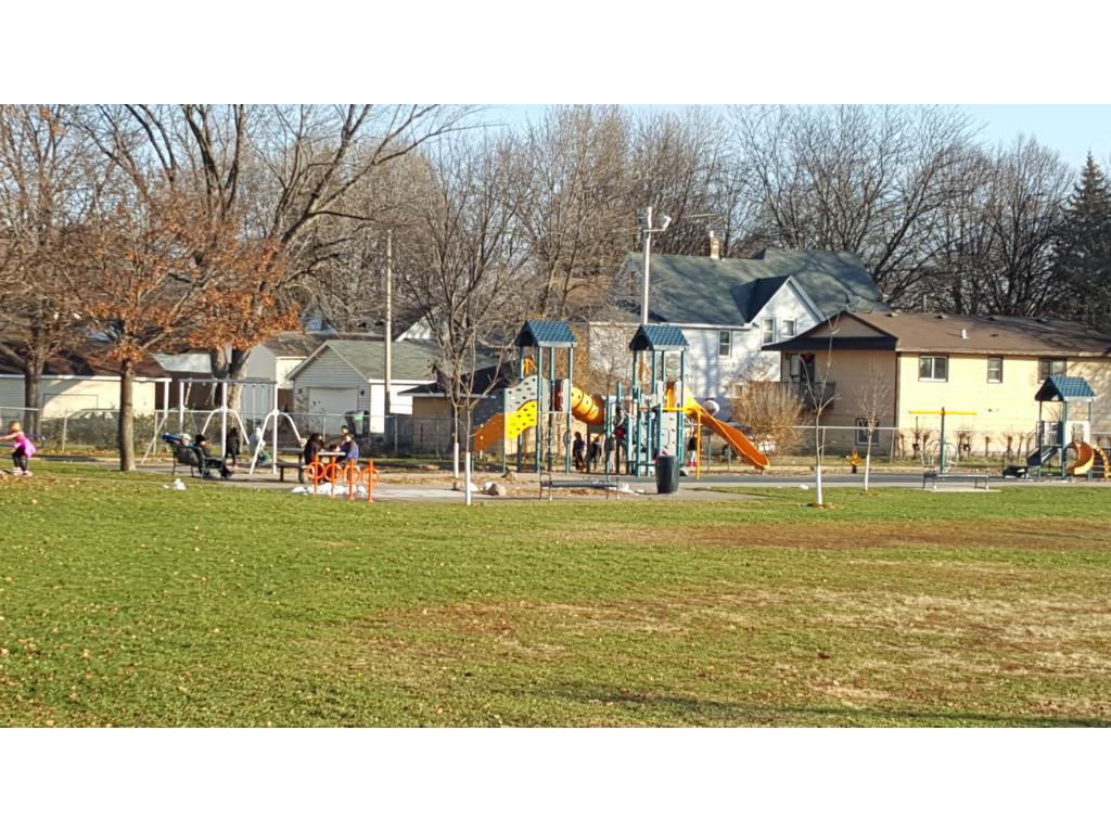 Park & Schools are within walking distance.