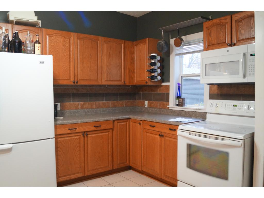 Large remodeled kitchen.