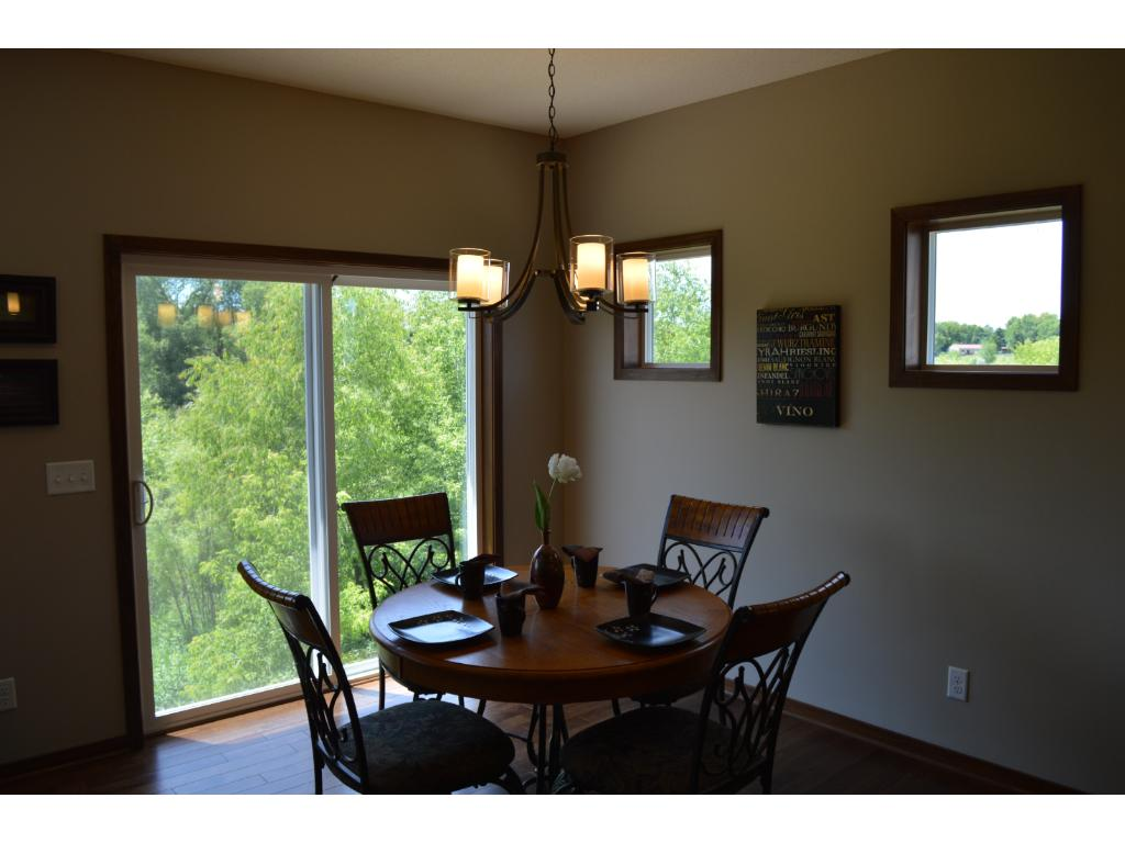 Wonderful dining room area
