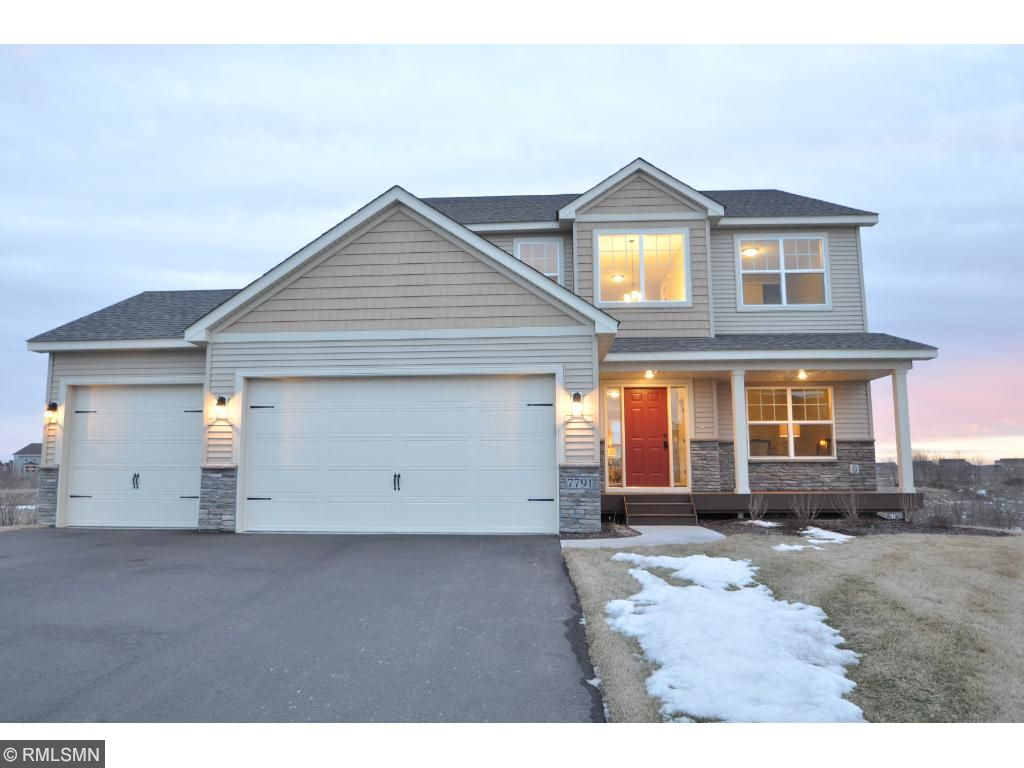 Previous Model home can be yours!