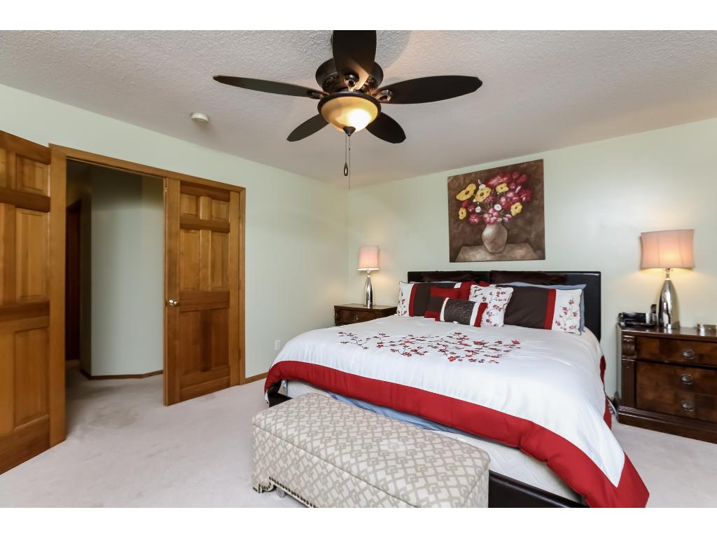 French doors to the Master bedroom and large windows for natural lighting!