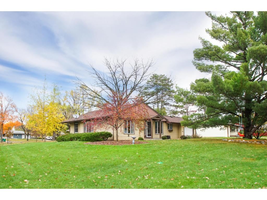 Great, updated rambler on an awesome corner lot!