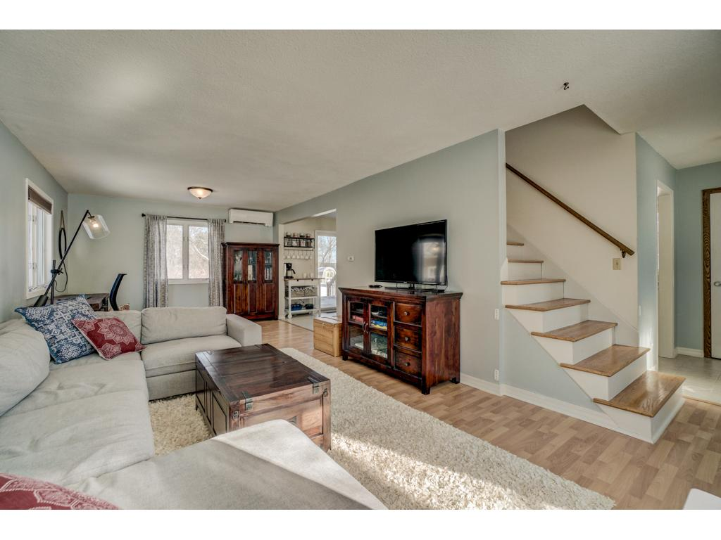 Welcome Home To 809 River St! Updated Living Room Offers Tons Of Charm!