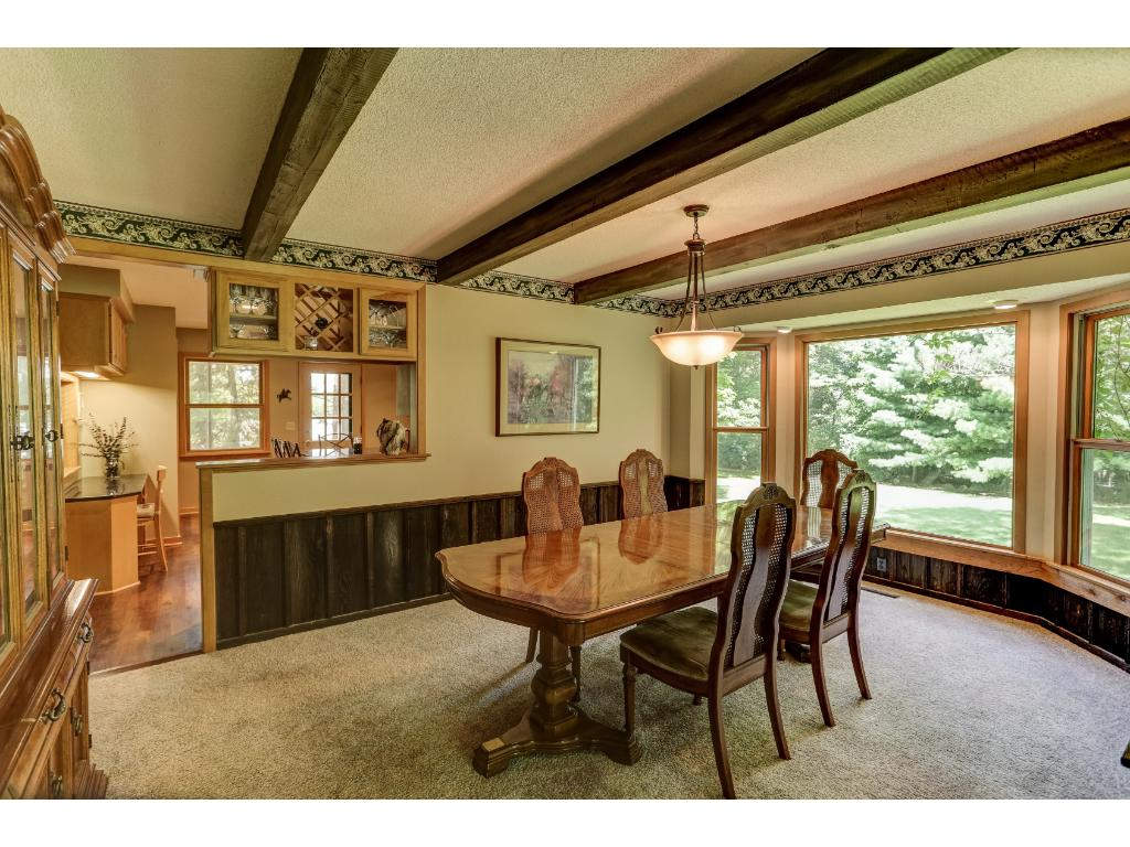 Large Dining Room for Family Dinners