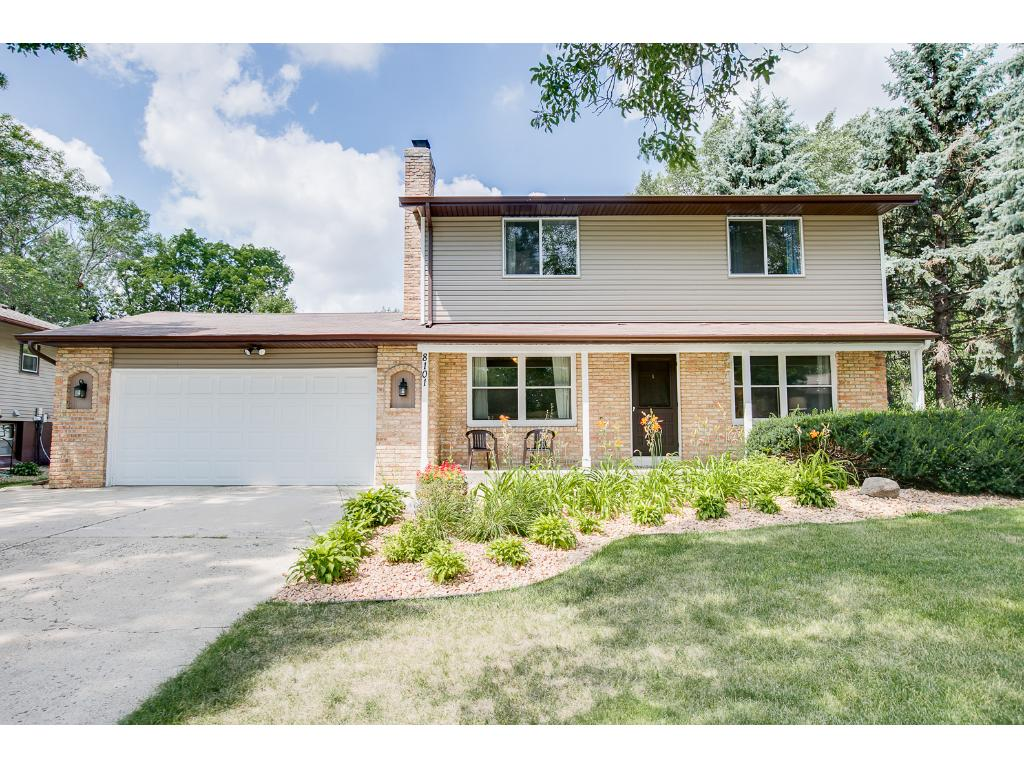 Welcome to 8101 Xenia Avenue N, Brooklyn Park! Please be sure to check out our virtual tour with almost 100 images!