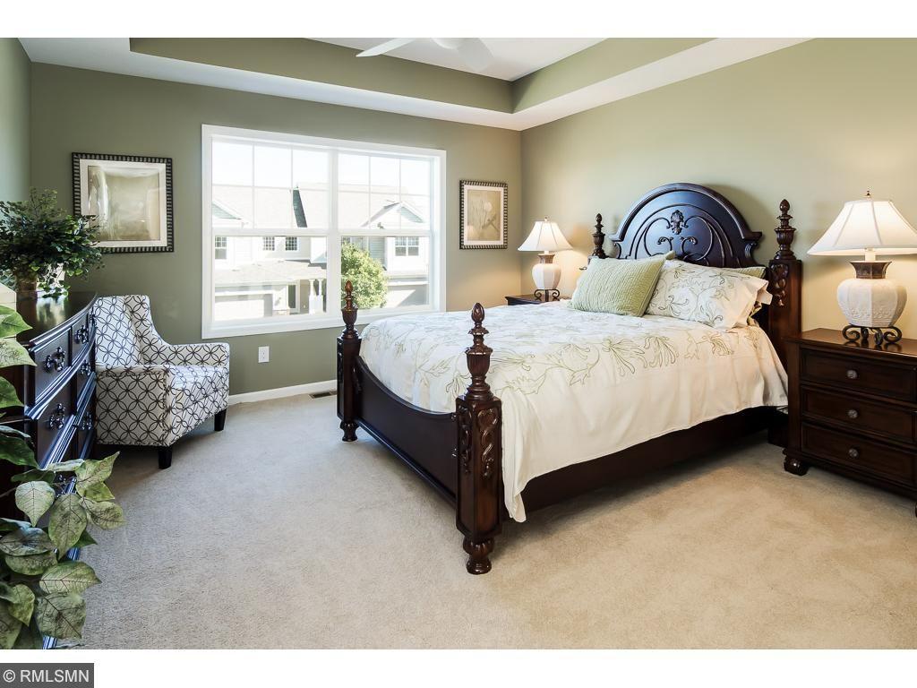 Owner's bedroom upstairs