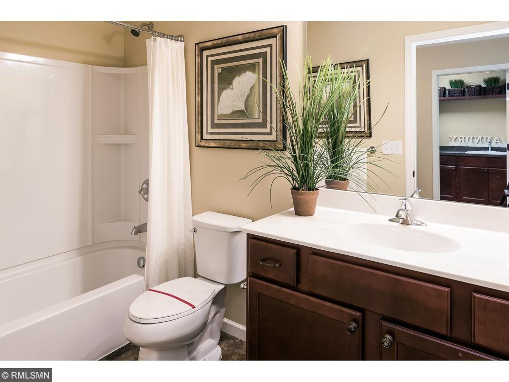 Bathroom # 2 upstairs