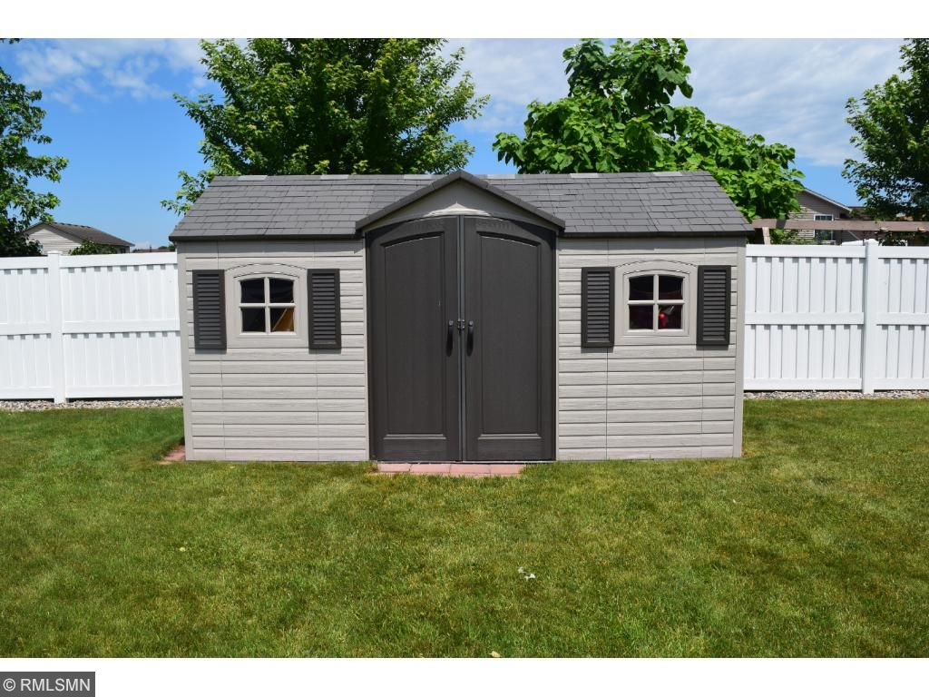Utility Shed/Playhouse