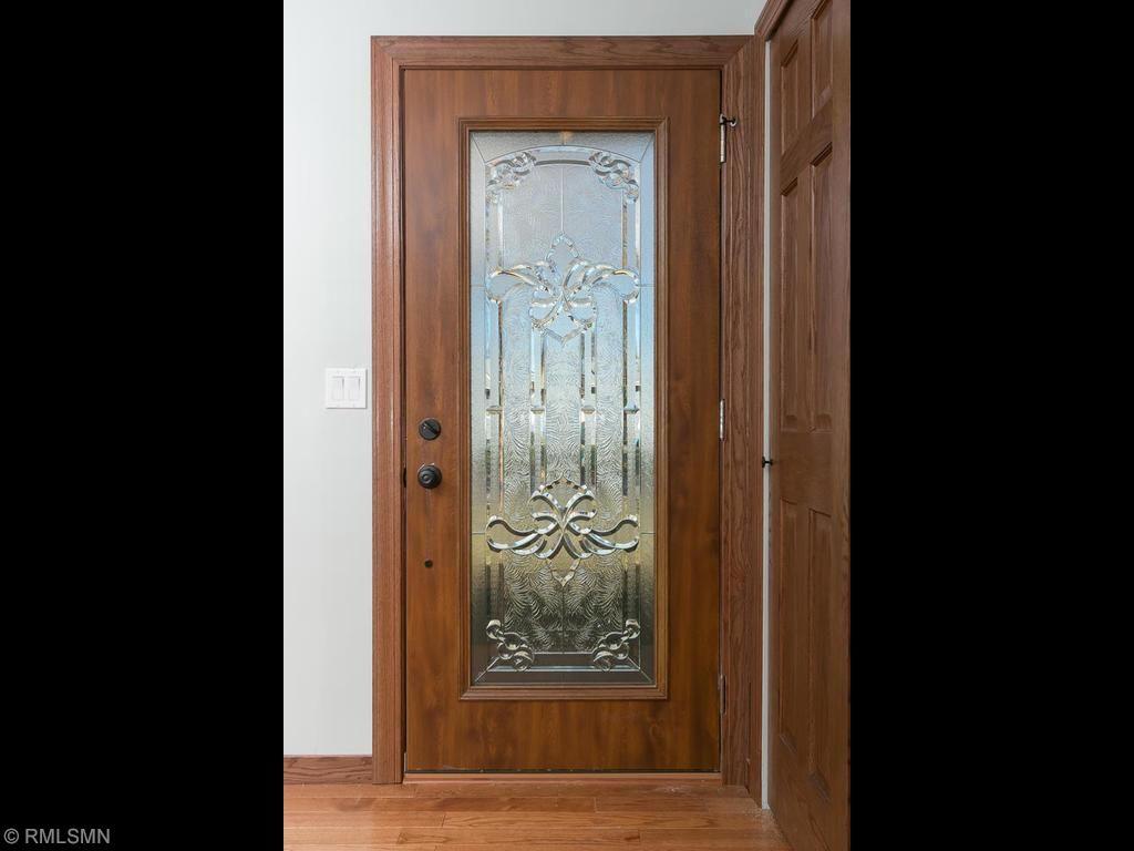 Brand new doors throughout