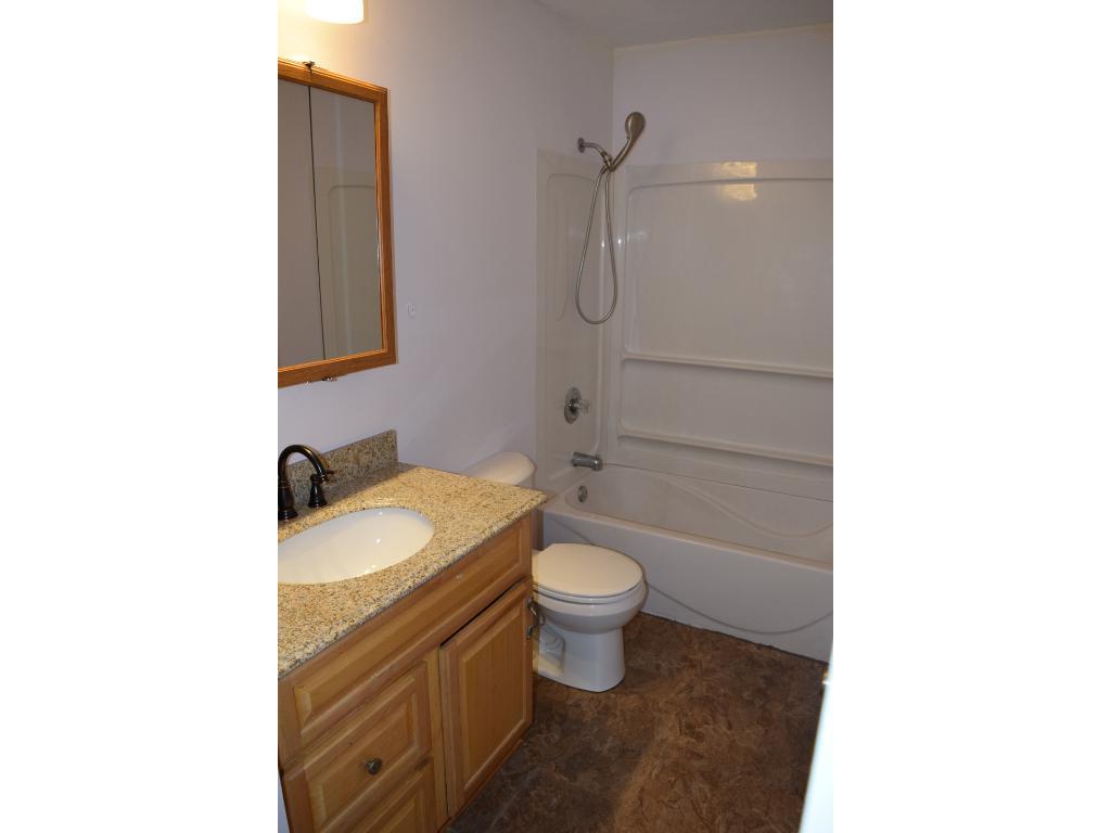 Full Bath Upper Level