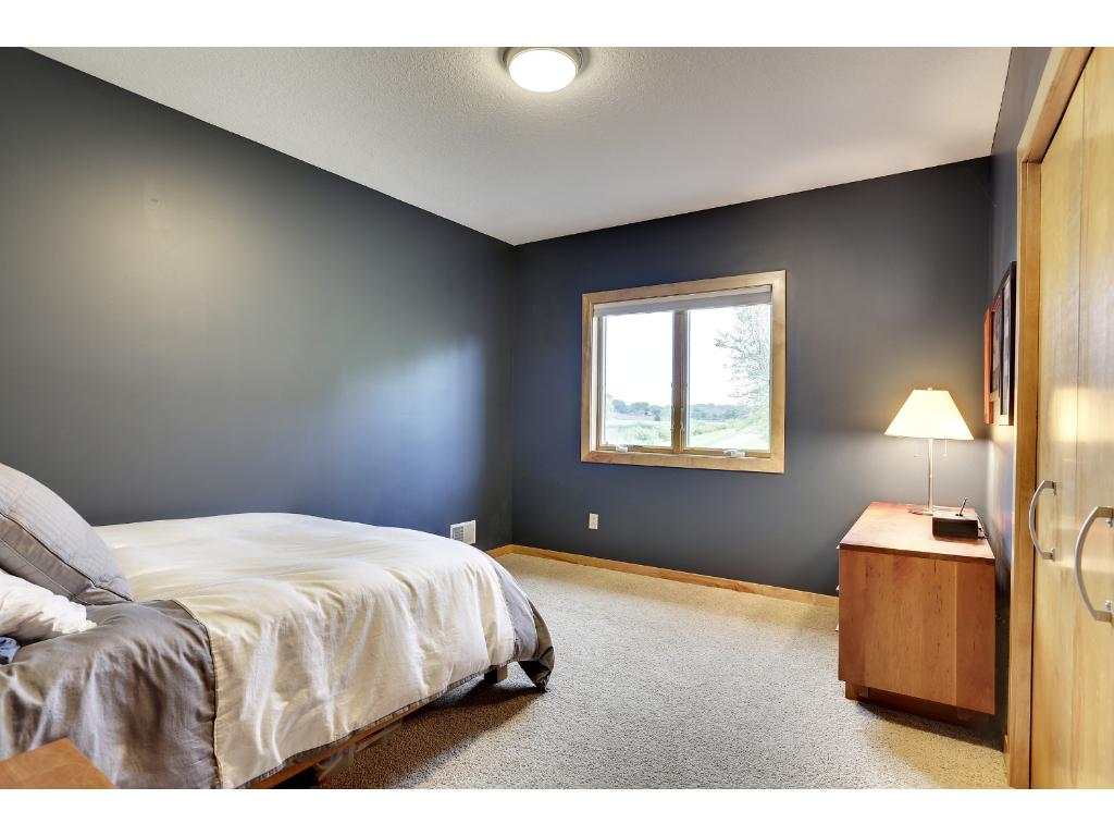 The walk-out lower level also includes three additional bedrooms and two bathrooms (Jack & Jill as well as a 3/4 bath).