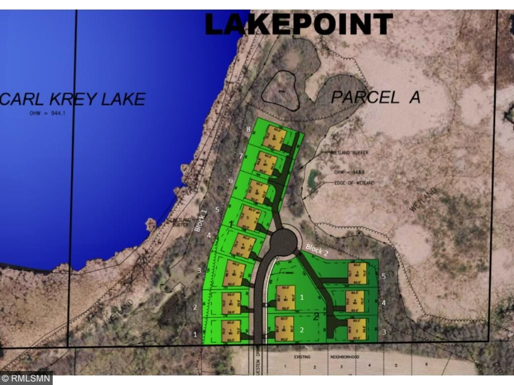Lakepoint Map