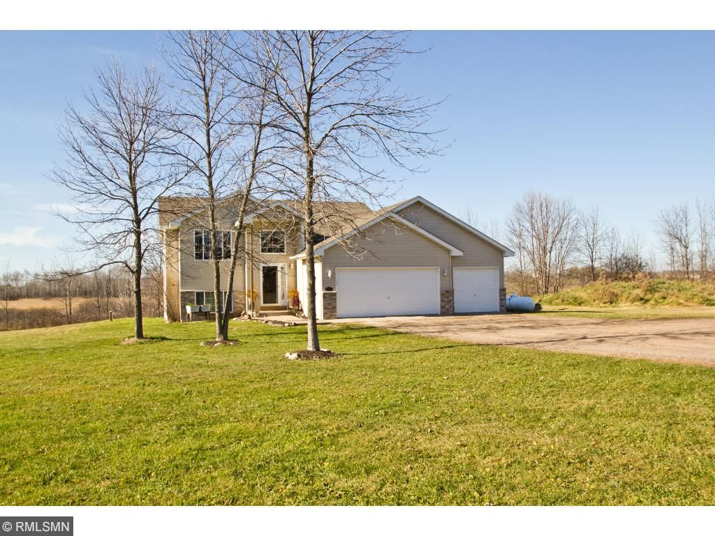 Welcome to this beauty, located at 8646 170th Street, Milaca!
