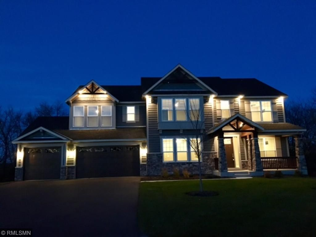 Welcome home! The Kingswood offers 4 bedrooms up plus loft, 3 full baths up, finished basement with bedroom and bath all on an executive walk out lot.