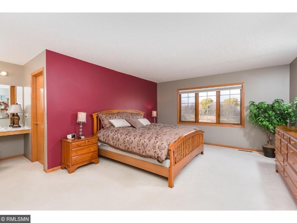 Upper level owner's suite