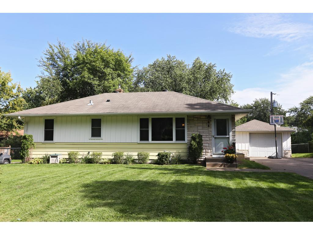 Mint condition 4 bed, 2 bath rambler with tons of updates and new windows throughout!