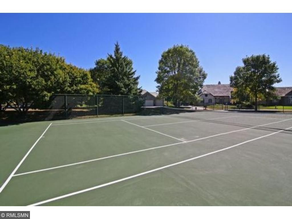Tennis Court, BB court and play equipment for your enjoyment!