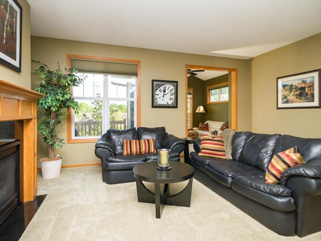 Wonderful and flowing open floor plan. Great for entertaining.