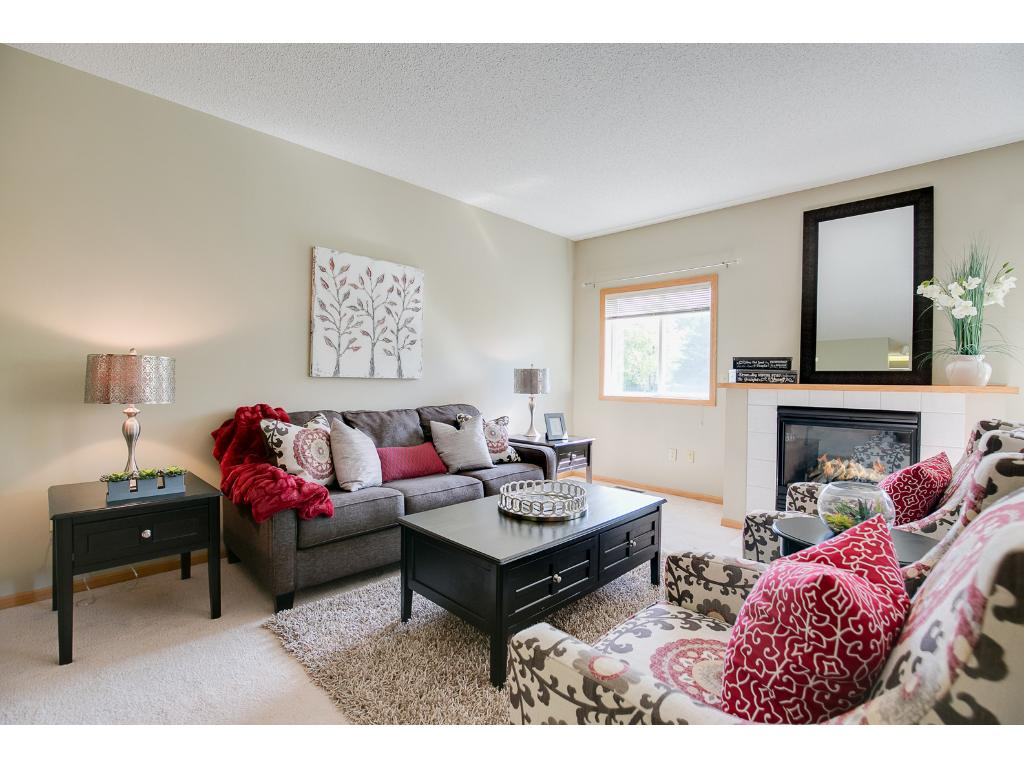 Captivating Staged To Give You Ideas As To How Beautiful This Townhome Looks, Located  In A