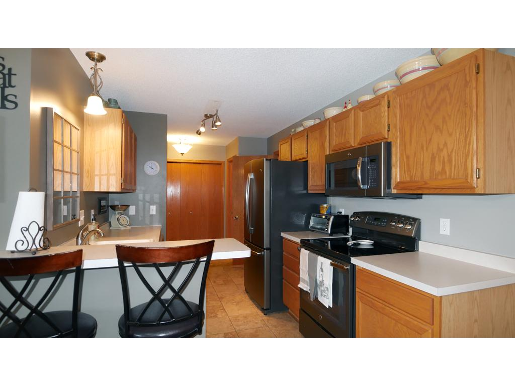 Wow! Wow! Beautiful, Exceptional Two Bedrooms (Potential Three), Two Bath