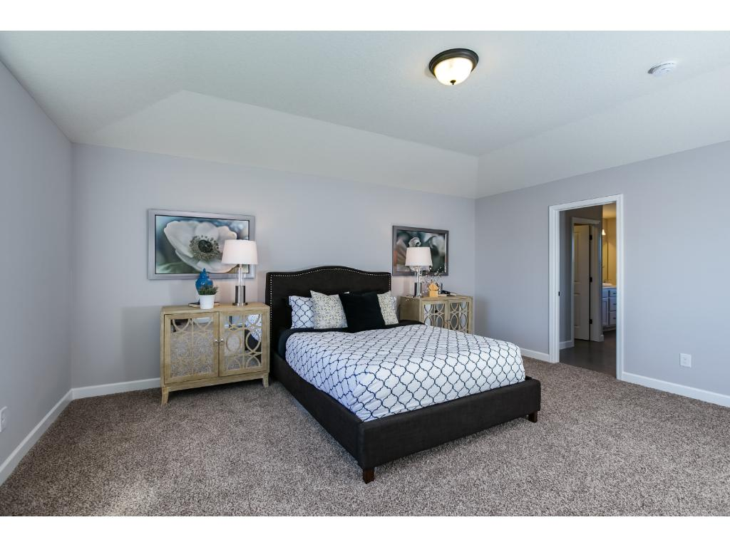 Master Bedroom, one of four on the upper level