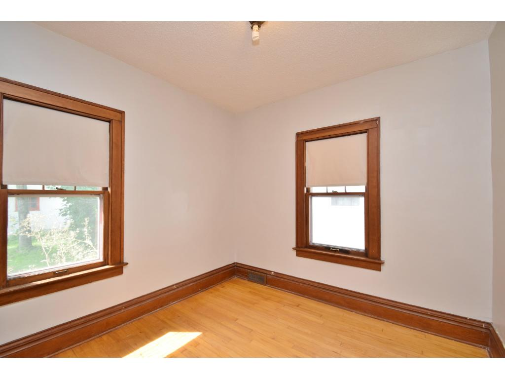 Second bedroom has multiple windows for great natural light.