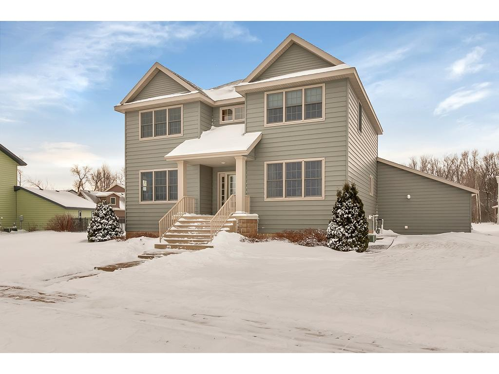 celebration circle sartell mn mls edina executive home breathtaking pond across the road