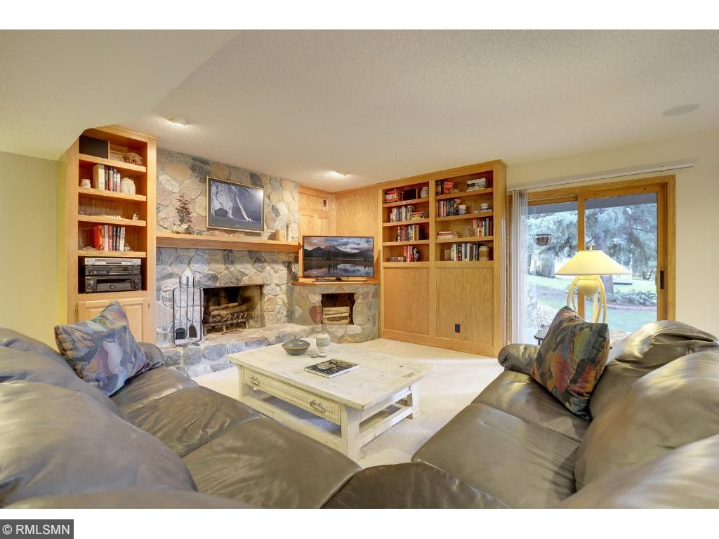 Bright and spacious walk out basement