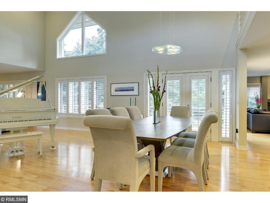 Open bright floor plan