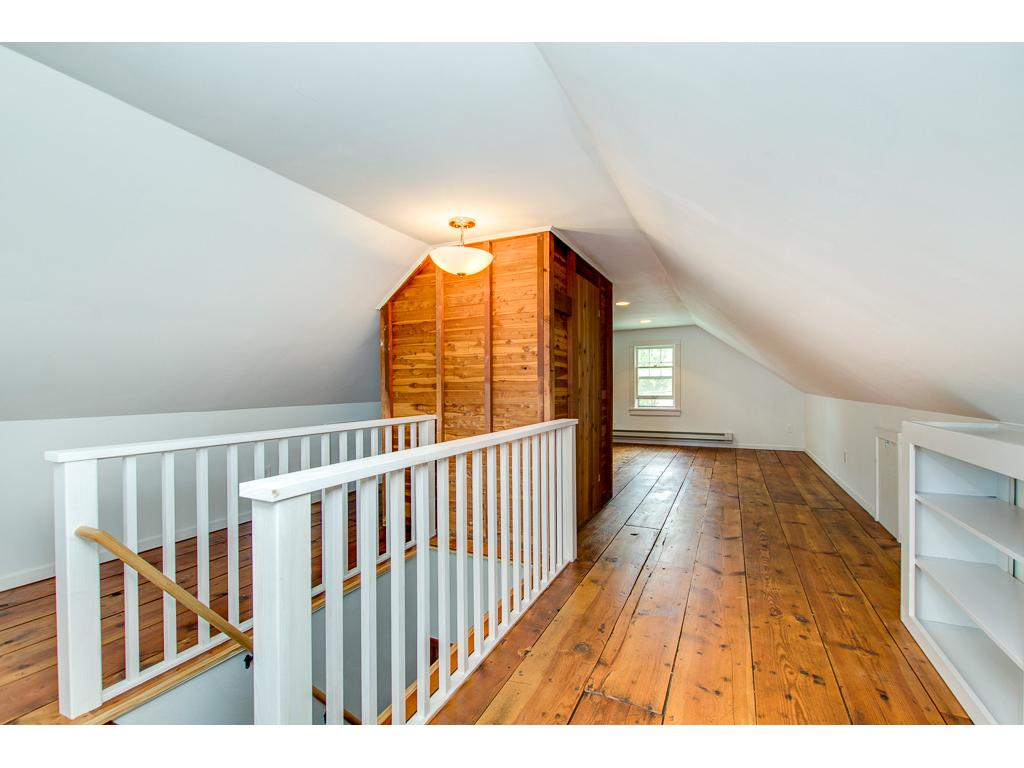 Upper Level Just Refinished With New Sheetrock, Insulation & Plank Floors